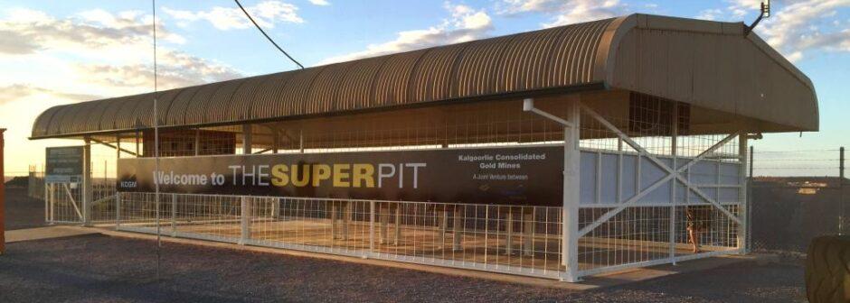 Super Pit Lookout - KCGM